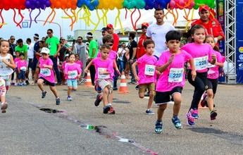 Inscrições para 1ª corrida Kids SAS-PMRR seguem até o dia 4 de outubro