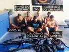 Traficantes presos pelo Bope no Rio são levados para presídio de Bangu 1