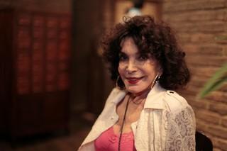 Lady Francisco (Foto: Isac Luz / EGO)