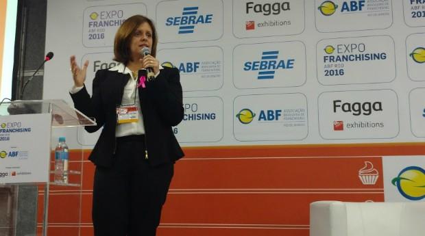 Ana Cristina Von Jess, diretora jurídica da ABF (Foto: Adriano Lira)