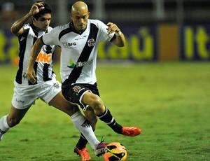 Nei e Guilherme, Vasco x Atlético-MG (Foto: Fabio Castro/Agência Estado)