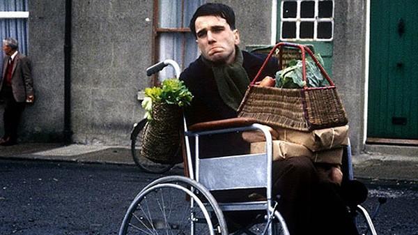 Daniel Day-Lewis — Christy Brown, 'Meu Pé Esquerdo' (1989) (Foto: Divulgação)