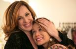 Encontro de Tancinhas: Claudia Raia e Mari Ximenes
