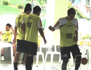 treinamento América-MG (Foto: Roberto Rodrigues  /Globoesporte.com)