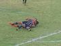 """Após estreia com dois gols, Lessa se declara à torcida: """"Feliz em retribuir"""""""
