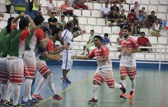Com dois gols no 1º tempo, Sociedade EC fatura bronze da Copa Rede AM