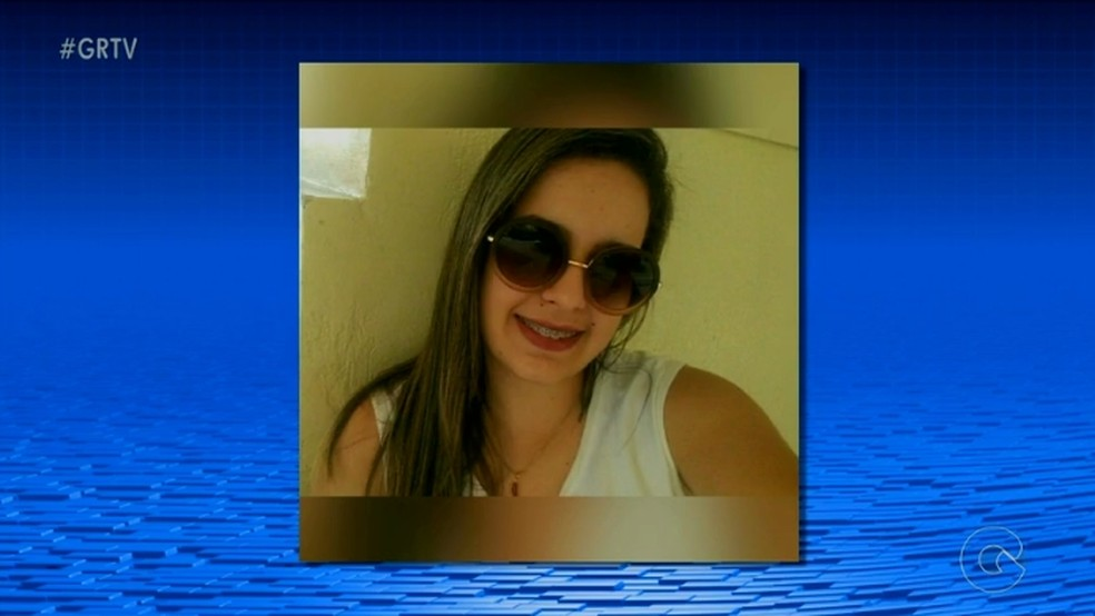 Katarine Ferreira foi assassinada em Parnamirim (Foto: Reprodução/ TV Grande Rio)
