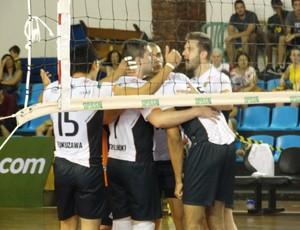 Vôlei Juiz de Fora Maringá Superliga Masculina (Foto: Bruno Ribeiro)