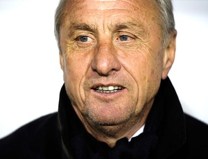 Cruyff Técnico da Catalunha (Foto: Getty Images)