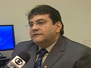 Promotor Sócrates da Costa Agra recorreu da sentença. (Foto: Reprodução/TV Paraíba)