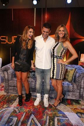 Coletiva de Imprensa de Superstar (Foto: Felipe Panfili/AgNews)