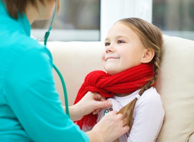 Asma: 5 coisas que você precisa dizer ao pneumologista do seu filho