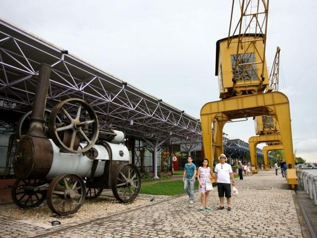 Estação das Docas Belém Pará (Foto: Fábio Costa/ Agência Pará)