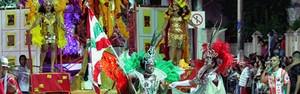Mocidade Independente da Nova Corumbá fez grande desfile (Renê Marcio Carneiro)
