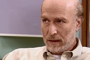 Otávio admite que a radiografia de César estava ruim (Foto: reprodução/TV Globo)