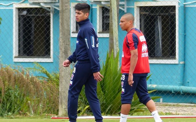 Yan Philippe Danilo Baia Paraná (Foto: Monique Silva)