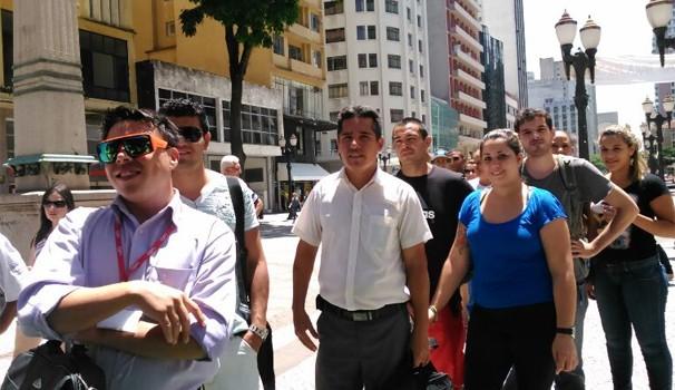 Blitz RPC TV (Foto: Divulgação/RPC TV)