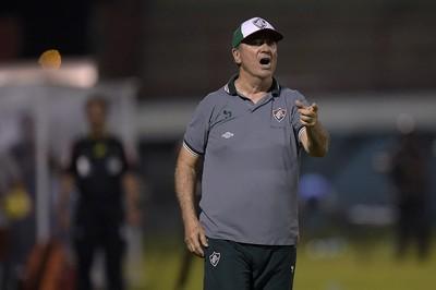 Levir Culpi Fluminense (Foto: ALEXANDRE LOUREIRO/INOVAFOTO/ESTADÃO CONTEÚDO)