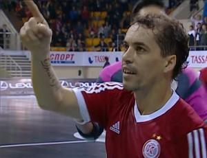 joan gol futsal kairat (Foto: Reprodução/SporTV)