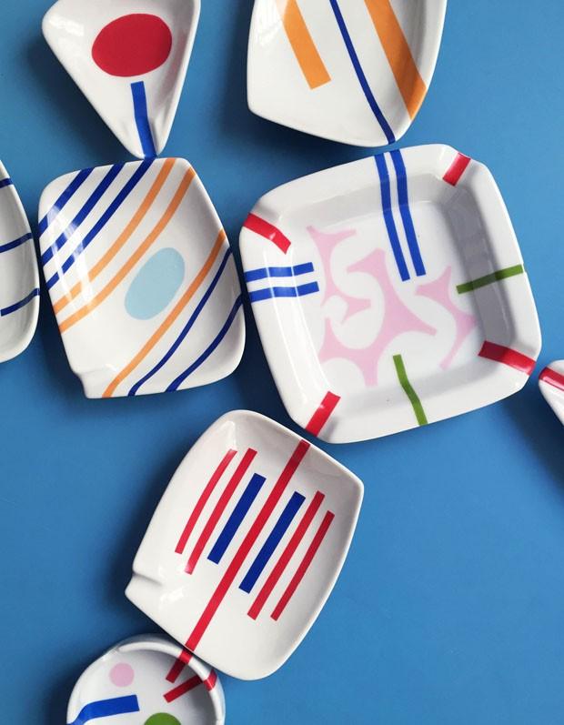 Estampas geométricas coloridas: 17 ideias para adotar na moda e no décor (Foto: Eduardo Sancinetti)