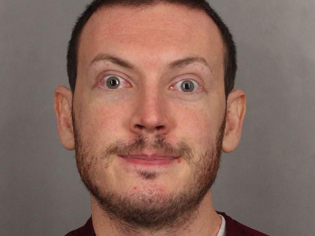 James Holmes em foto não datada, divulgada pela polícia (Foto: Reuters/Arapahoe County Sheriff's Office/Handout/Files)