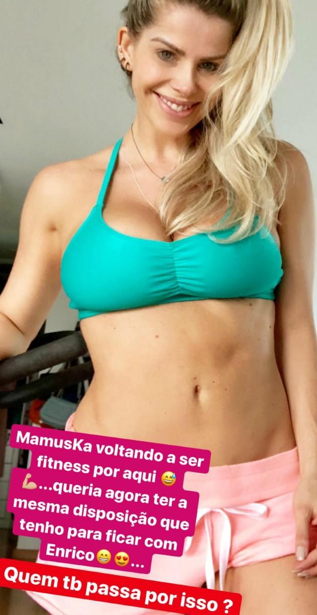 Karina Bacchi (Foto: Reprodução)