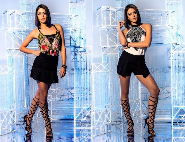 Carol Castro para Universe Teen (Foto: Divulgação / Universe Teen)