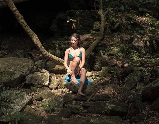 Julia Oristiano (Foto: Reprodução/Instagram)