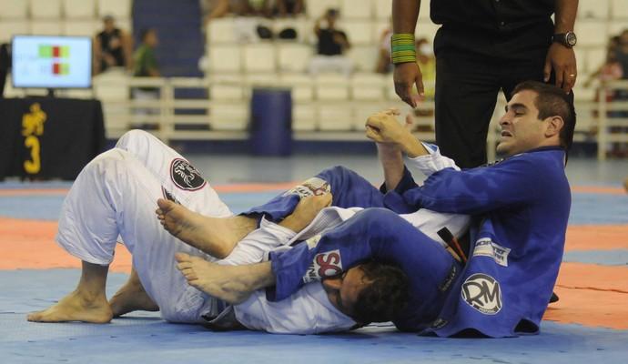 Jiu-jitsu Amazonas (Foto: Antônio Lima/Semjel)
