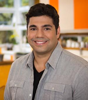 Felipe Bronze, chef do programa Comidinhas de Chef (Foto: Beto Campos e Fernando Nicolletti)