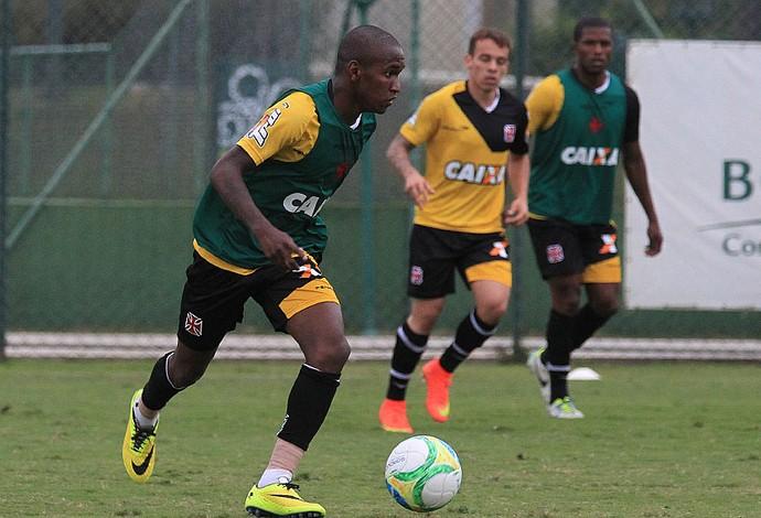 Yago Vasco treino (Foto: Marcelo Sadio / Flickr do Vasco)