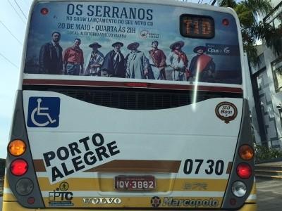 serranos ônibus
