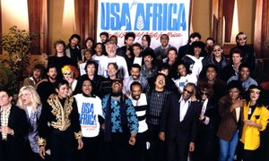Dos anos 80 para a eternidade, 'We are the world' completa 30 anos