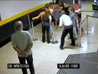 Vídeo mostra mulher atropelando fiéis no Templo de Salomão