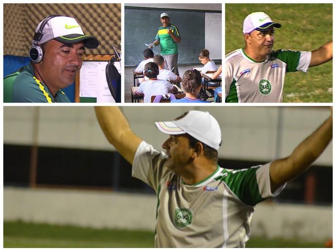 Elenilson Silva (Foto: GloboEsporte.com)