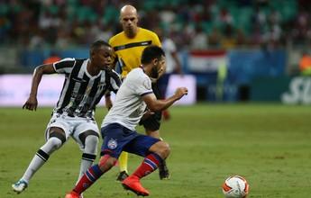 """Com """"finais"""" pela frente, última do Vovô contra Bahia foi no Nordestão"""