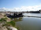 Operação da PF em Cabo Frio, no RJ, interrompe extração irregular de areia