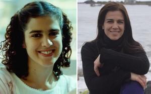 "Karina Barum interpretou a Shirley na novela ""Torre de Babel"" (1998)"