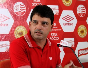 Paulo Henrique Guerra Náutico (Foto: Aldo Carneiro / Pernambuco Press)