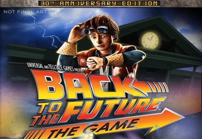 De Volta para o Futuro irá comemorar 30 anos com relançamento para PS4, Xone e X360 (Foto: Reprodução/Amazon)