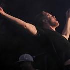 Com percussão, Imagine Dragons apaixona público mais jovem (Flavio Moraes/G1)