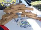 Polícia apreende 9 kg de crack em mala de passageiro de ônibus na BA