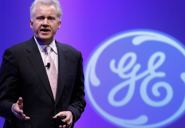 O CEO da GE, Jeff Immelt (Foto: Chip Somodevilla/Getty Images)