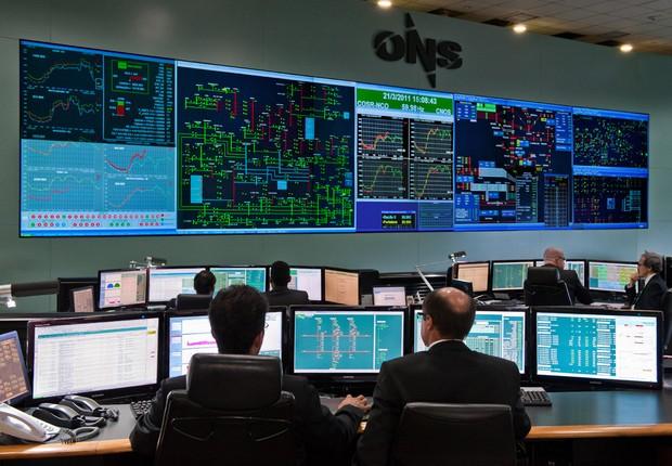 Resultado de imagem para Operador Nacional do Sistema Elétrico