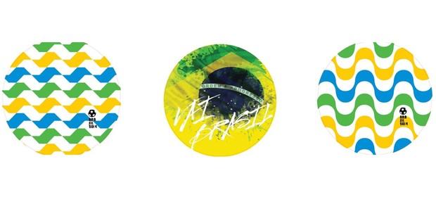 Capas de estepe temáticas (Foto: Divulgação)
