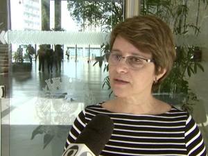 A diretora da Vigilância em Saúde de Campinas, Brigina Kemp (Foto: Reprodução / EPTV)
