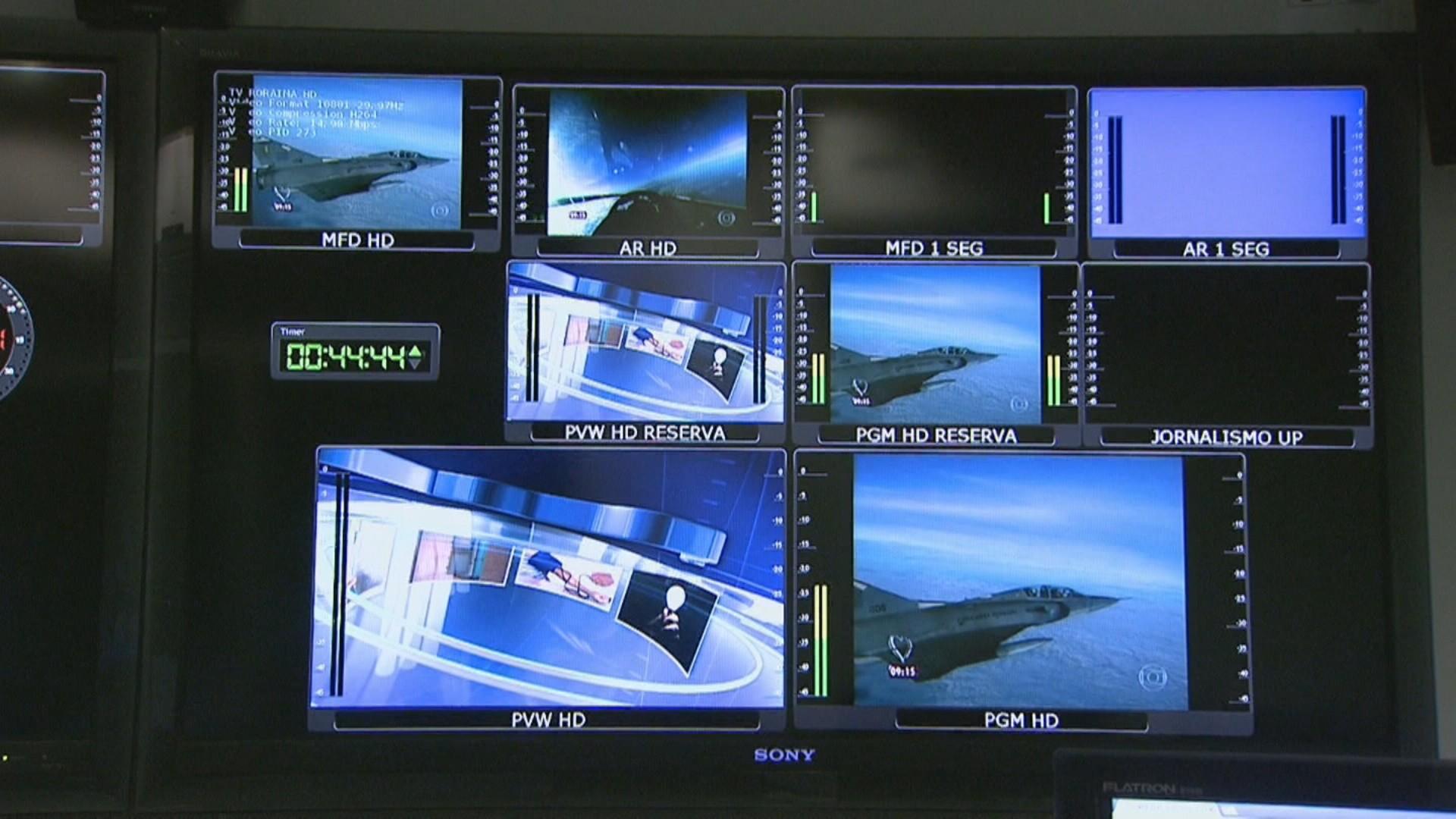 Transmissão do sinal digital garante maior qualidade da imagem e áudio (Foto: Bom Dia Amazônia)