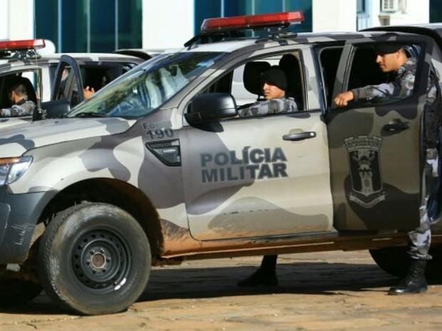 Operação cumpre mandados de prisão e busca e apreensão em 22 cidades de Goiás (Foto: SSPAP/Wildes Barbosa)