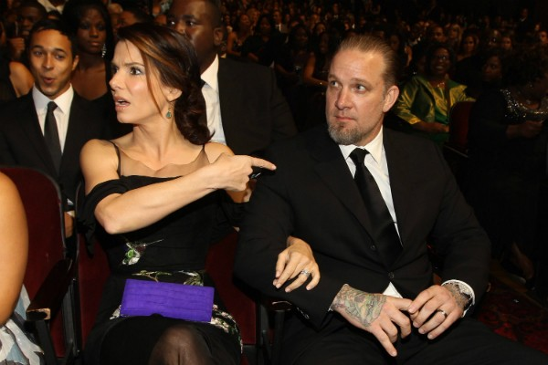 Sandra Bullock e Jesse James (Foto: Getty Images)