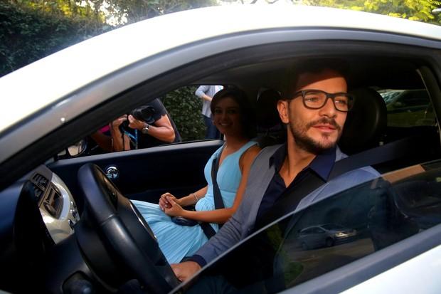 Sophie Charlotte e Daniel Oliveira (Foto: Alex Palarea e Delson Silva/AgNews)